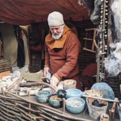 Vikings en Scandinavie